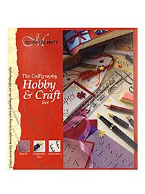 Calligraphy Hobby & Craft Set