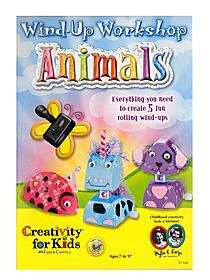 Wind-Up Workshop Animals