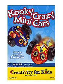 Kooky Crazy Mini Cars Mini Kit