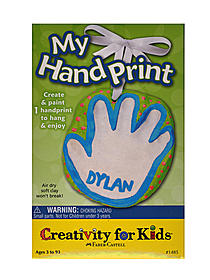 My Handprint Mini Kit