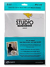 Claudine Hellmuth Studio Sticky-Back Canvas