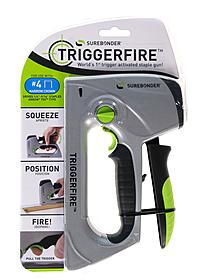 Trigger Fire Heavy Duty Staple Gun