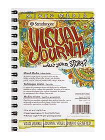 Visual Mixed Media Journals