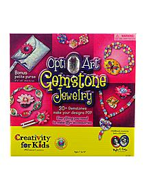 Opti-Art Gemstone Jewelry