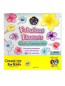 Fabulous Flower Hair Accessories