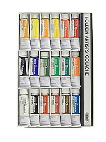 Artists' Gouache Sets