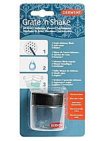 Inktense Grate 'n' Shake Container