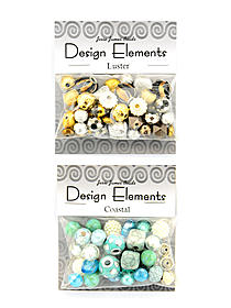 Design Elements Bead Packs