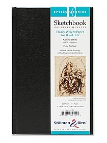 Epsilon Series Sketchbooks