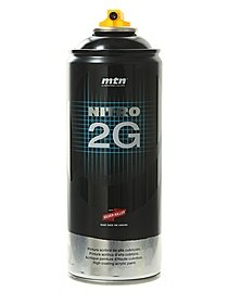Nitro 2G Low Pressure Spray Paint