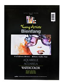 Young Artists Watercolor Pad