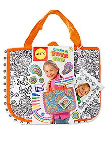 Color a Tote Bag Kit