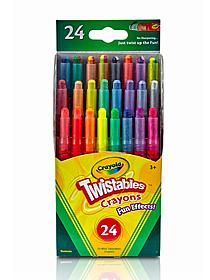 Twistable Special Effects Crayons set of 24