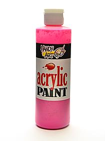 Fluorescent Acrylic Paints