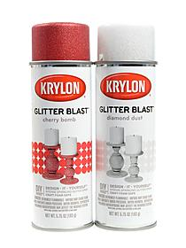 Glitter Blast Spray Paints
