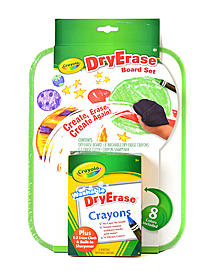 Dry-Erase White Board Set