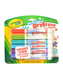 Washable Dry Erase Markers