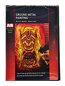 Ground Metal Paint with Mark Remling DVD