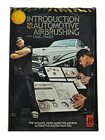 Intro Automotive Airbrushing DVD