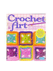 Crochet Art each