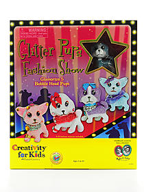 Glitter Pups Fashion Show