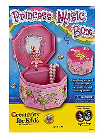 Princess Music Box