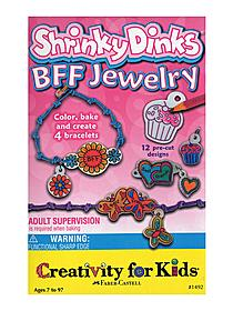 Shrinky Dinks BFF Jewelry Mini Kit
