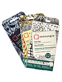 Zentangle Drawing Sets