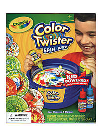 Color Twister Spin Art Kit each