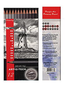 Graphite Drawing Pencil Sets