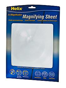 Magnifying Sheets