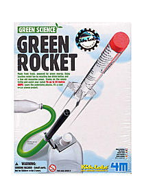 Green Science Green Rocket Kit each