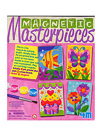 Magnetic Canvas Masterpieces