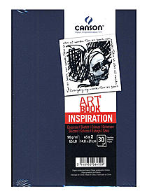 Art Book Inspiration Mi-Teintes Sketch Books