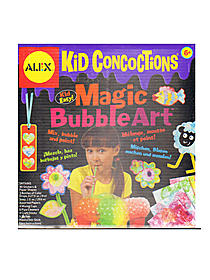 Kid Concoctions Magic Bubble Art