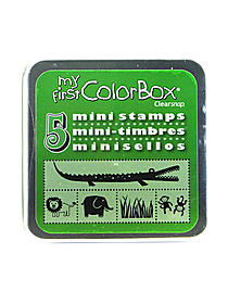 My First ColorBox Mini Stamps