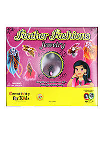 Fashion Feathers Jewelry