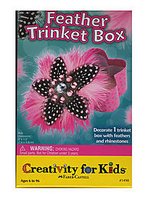 Feather Trinket Box Mini Kit