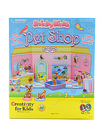 Shrinky Dinks Pet Shop