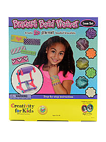 Bracelet Bead Weaver Loom Set