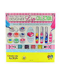 Make Your Own Designer Lip Collection each