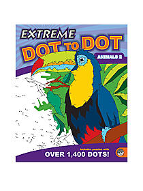 Extreme Dot to Dot Posters