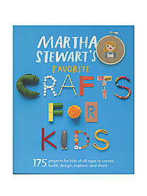Martha Stewart's Favorite Crafts for Kids each
