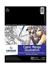 Fanboy Comic and Manga Drawing Pad