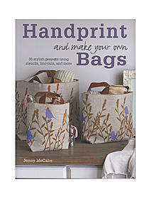 Handprint and Make Your Own Bags