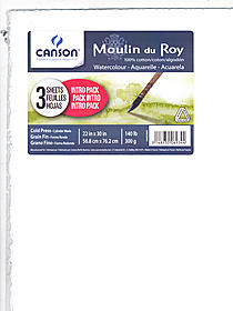 Moulin du Roy 3 Sheet Value Pack