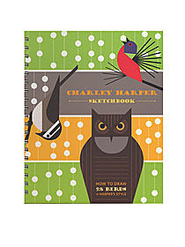 Charley Harper Sketchbook