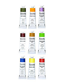 Handmade Oil Colors quinacridone violet 37 ml