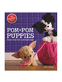 Pom Pom Puppies each 02940