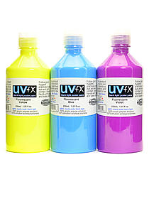 UVFX Black Light Poster Paint